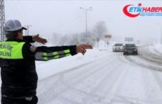 Yarıyıl tatilindeki trafik tedbirleri artırıldı