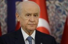 MHP Lideri Bahçeli: CHP'de sular durulmaz, nitekim kaynayan tencere kapak tutmaz