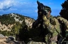 Barış Pınarı bölgesi güneyinde 10 terörist etkisiz hale getirildi