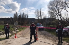 Bursa'nın Keles ilçesinde 1 mahalle karantinaya alındı