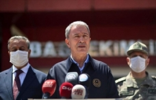 Akar ve TSK komuta kademesi Azerbaycan'a gitti