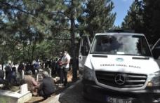 Havai fişek fabrikasındaki patlamada hayatını kaybeden Kor'un cenazesi defnedildi