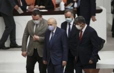 TBMM Başkanlığına yeniden seçilen Şentop'tan MHP Lideri Bahçeliye özel teşekkür