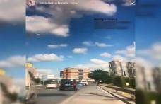 İyi Partili Türkkan'ın modacı kızı çakarlı araçla trafik kurallarını hiçe sayıp sosyal medyadan paylaştı