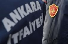 Başkentte yeni itfaiye eri alımı sonuçları açıklandı