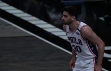 NBA'de Furkan Korkmaz'ın 21 sayısı Philadelphia 76ers'a yetmedi