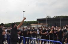Amatör futbolcular federasyona yürüdü!