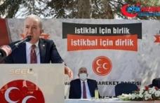 MHP'li Durmaz: CHP'nin Atatürk maskesi düşmüş, altındaki HDP yüzü apaçık görünmüştür