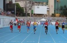 Milli atletler Balkan Şampiyonası'nda tarihi başarı elde etti