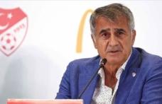 A Milli Futbol Takımı Teknik Direktörü Güneş: Oyuncularıma ve federasyona suçlama yapılmasını doğru bulmuyorum
