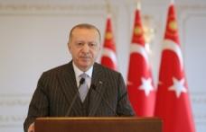 Cumhurbaşkanı Erdoğan: Milletten demokrasinin kurallarıyla alamadıkları yetkinin gaspla takdimini bekleyenler çok bekler