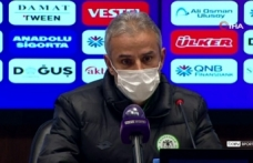 """İsmail Kartal: """"Antalya maçına iyi hazırlanıp, ilk yarıyı moralli bitirmek istiyoruz"""""""