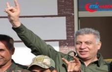 Kerkük'ü ziyaret etmişti! Türkmen liderden bozkurtlu mesaj