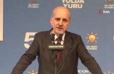 """Numan Kurtulmuş: """"Reform paketini yakında Türkiye'nin kamuoyuyla paylaşacağız"""""""