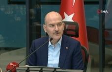 """İçişleri Bakanı Süleyman Soylu: """"Vaka sayılarını düşürmek kadar tutmak da önemli"""""""
