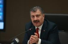 """Bakan Koca: """"Aşılama hızında en iyi performans Türkiye'nin"""""""