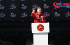 Cumhurbaşkanı Erdoğan: TEKNOFEST'in genç mucitleri, 2053 ve 2071 Türkiye'sinin mimarları olacak