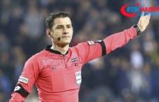 Halil Umut Meler Salzburg-Lille maçını yönetecek