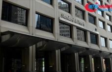 Standard & Poor's, Türkiye'ye yönelik 2021 yılı için ekonomik büyüme tahminini yüzde 8,6'ya yükseltti