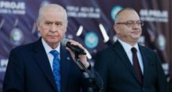 MHP Genel Başkanı Devlet Bahçeli, Manisa'nın Salihli İlçesi'nde Toplu Açılış ve Temel Atma Töreni'ne katıldı