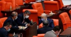 MHP Lideri Bahçeli TBMM Başkanlığı seçimlerine katıldı