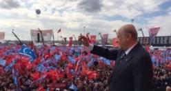 MHP İstanbul Mitingi (09-04-2017)