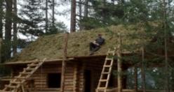 Serdar Kılıç'ın dağ evi