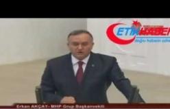 Erkan Akçay: Türkiye'nin bekası için her şeyi göze alabileceğiz