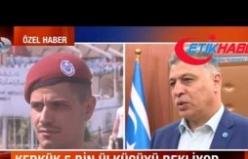 """Erşat Salihi """"Devlet Bahçeli'nin"""" açıklamalarına teşekkür etti."""