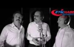 """İbrahim Kalın, Erol Parlak ve Yavuz Bingöl'den """"Memet'e Ağıt"""" türküsü"""
