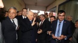 MHP Lideri Devlet Bahçeli Osmaniye Belediyesi Açılış töreninde konuştu (14-01-2018)