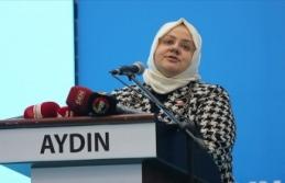 Bakan Zehra Zümrüt Selçuk: Türkiye'nin sosyal yardımları 70 milyar liraya ulaştı