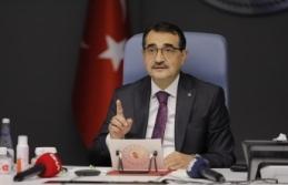 """Enerji ve Tabii Kaynaklar Bakanı Dönmez:""""Doğalgazda yeni rekor"""""""
