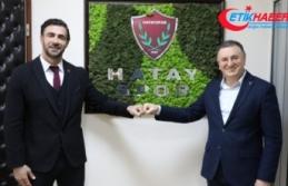 Ömer Erdoğan, 2 yıl daha Hatayspor'da