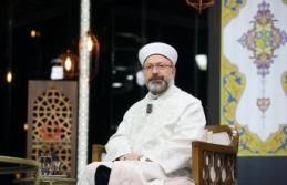 """Diyanet İşleri Başkanı Prof. Dr. Ali Erbaş: """"Camilerde bayram namazımızı kılacağız"""""""