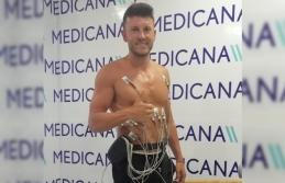 Sivasspor'un yeni transferi Sefa Yılmaz sağlık kontrolünden geçti