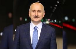 """Bakanı Karaismailoğlu: """"İstanbul Havalimanı'nda yolcu sayısı 100 milyonu aştı"""""""