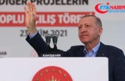 Cumhurbaşkanı Erdoğan: Yaşadığımız sıkıntılar...