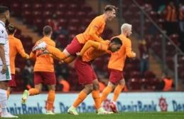 Galatasaray'ın Lokomotiv Moskova galibiyeti Rus basınında