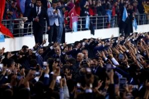 Doğumunun 100. Yılında Başbuğ Alparslan Türkeş 3. Türk Gençlik Çalıştayı ve Kurultayı