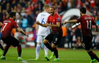 2018 FIFA Dünya Kupası Avrupa Elemelerinin 5. haftası