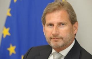 AB Komiseri Hahn: Türkiye'nin üyeliği giderek...