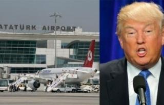 ABD'den gelen şok 'İstanbul' yasağını...