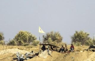 "ABD'li komutandan ""Kürt federatif devleti""..."