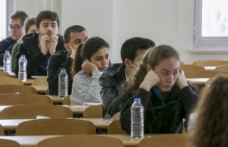 Açık öğretim okulları sınavları hafta sonu...