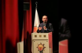 Adalet Bakanı Bozdağ: Halk cumhurbaşkanını seçiyor,...