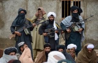Afgan Talibanı'ndan Pakistanlı yetkililerle...