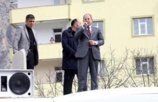 Akdağ: CHP, HDP ile kol kola girmiş 'hayır'...