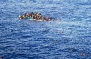 Akdeniz'de 3 ayda 525 sığınmacı hayatını...