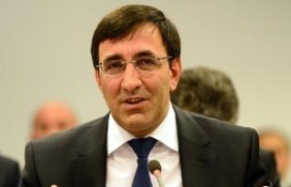 AKP'li Yılmaz: CHP'nin bu halinden memnunuz